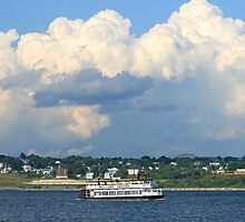 Huge Clouds by HALIFAXPHOTO