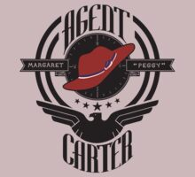 Agent Carter by emptystarships