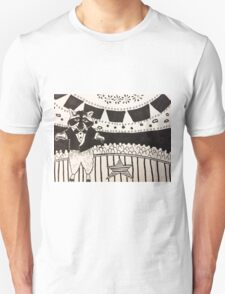 Raccoon and Star T-Shirt