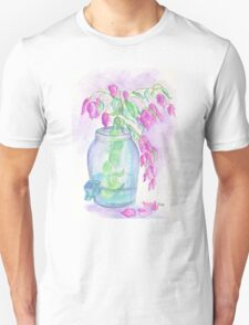 Flagler Beach Bougainvillea Unisex T-Shirt
