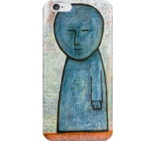 Venturing Out Alone iPhone Case/Skin