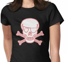 Pirate Squeezebones Weathered in Red T-Shirt