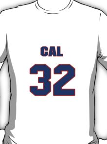 National baseball player Cal Abrams jersey 32 T-Shirt