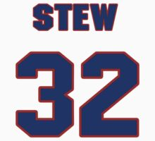 National baseball player Stew Bowers jersey 32 T-Shirt