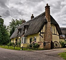 Church Cottage. by Martin E. Morris