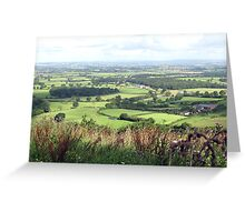 Blackmore Vale 2 Greeting Card