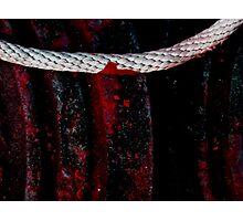 rope burns Photographic Print