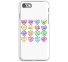 Bitter Hearts iPhone Case/Skin