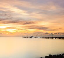 Shorncliffe Sunrise by Silken Photography