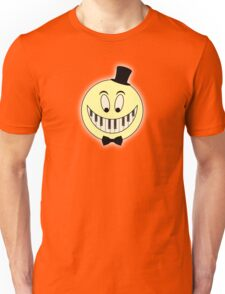 Vintage Keyboard Smile Cartoon Unisex T-Shirt