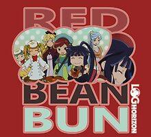 Log Horizon - Akatsuki Red Bean Bun by Dephekt