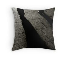 Bogie and Bacall ~ best foot forward  Throw Pillow