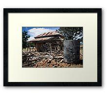 Campbells forest post office #2 Framed Print