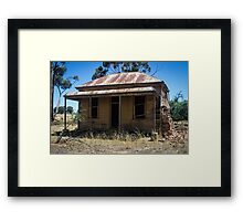 Campbells forest post office #3 Framed Print
