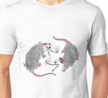 Double Possums Unisex T-Shirt