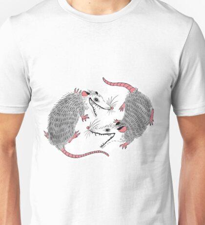 Double Possums Unisex T-Shirt