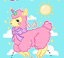Alpaca Unicorn! by Kit Tyler Kazmier