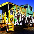 Caboose 1 by Zolton