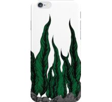 Seaweed and rocks iPhone Case/Skin