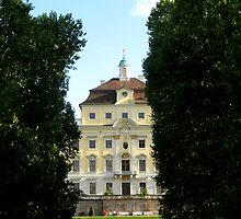 Ludwigsburg Castle by Germany