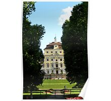 Ludwigsburg Castle Poster