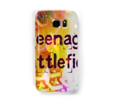 Teenage Battlefield Samsung Galaxy Case/Skin