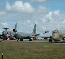 Heavy Metal Alley, Avalon Airshow, Australia 2005 by muz2142