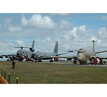 Heavy Metal Alley, Avalon Airshow, Australia 2005 Photographic Print