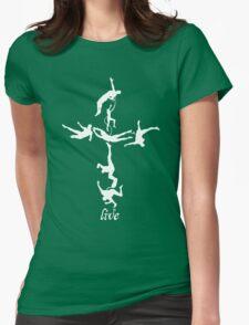 Live (White Version) T-Shirt