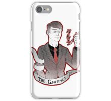 the gourmet ghoul iPhone Case/Skin