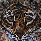 tiger bright by dnlddean