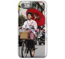 Borsang Umbrella Festival iPhone Case/Skin