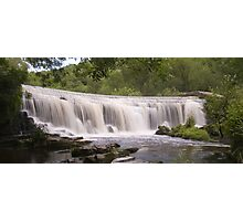 Monsal Weir: The Peak District Photographic Print