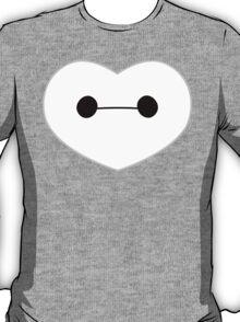 Baymax Heart T-Shirt