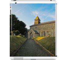 Old Church in England iPad Case/Skin