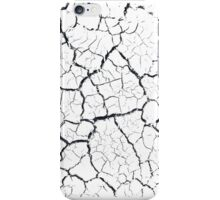 A dry landscape iPhone Case/Skin