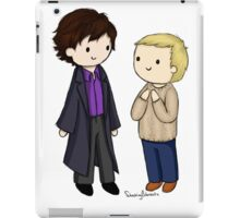 Deduction Buddies! iPad Case/Skin