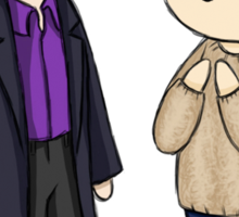 Deduction Buddies! Sticker