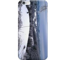 miles and miles of ice iPhone Case/Skin