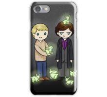 Little Bluebells iPhone Case/Skin
