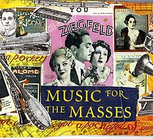 Music For The Masses.. by RobynLee