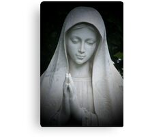 Mother Mary Canvas Print