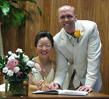 Signing the Register by PPPhotoArt