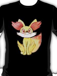 Fire Fox Fennekin T-Shirt