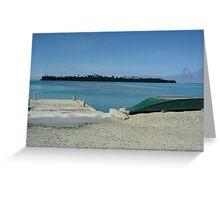 Tahiti Scenery #5 Greeting Card