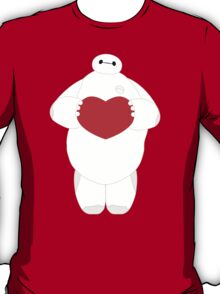 Baymax with Heart T-Shirt