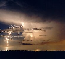 Darwin Lightning by Michael Bath