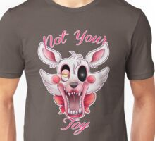 FIVE NIGHTS AT FREDDY'S- The Mangle 2.0 +text Unisex T-Shirt
