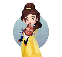The Beauty and The Beast by lobata