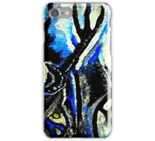 ghost night chandelure, lampent, litwick iPhone Case/Skin